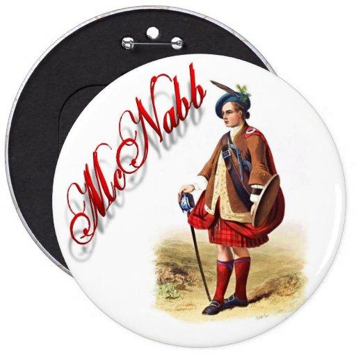 Clan McNabb Scottish Dream Button