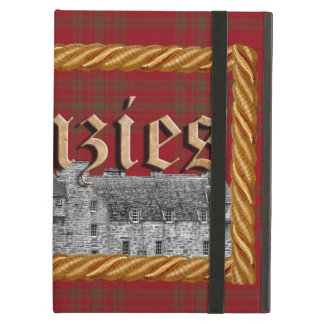 Clan Menzies, from the Scottish Highlands iPad Air Cases
