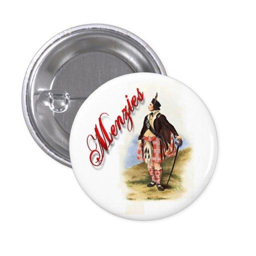 Clan Menzies Scottish Dream Button