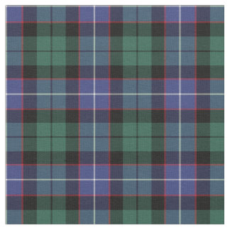 Clan Mitchell Tartan Fabric