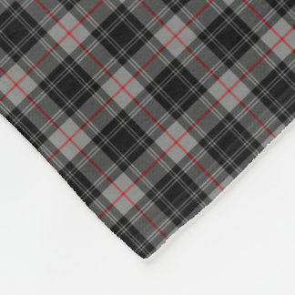 Clan Moffat Tartan Fleece Blanket