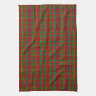 Clan Monro Tartan Tea Towel