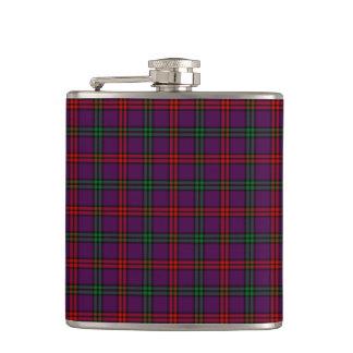 Clan Montgomery Tartan Hip Flask