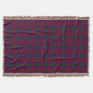 Clan Montgomery Tartan Throw Blanket