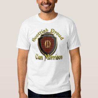 Clan Morrison Scottish Proud Shirts