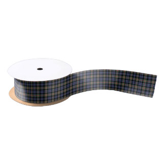 Clan Murray Ancient Tartan Ribbon Satin Ribbon