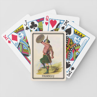 Clan Murray Classic Scotland Bicycle Deck Bicycle Playing Cards