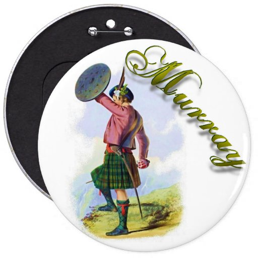 Clan Murray Scottish Dream Button