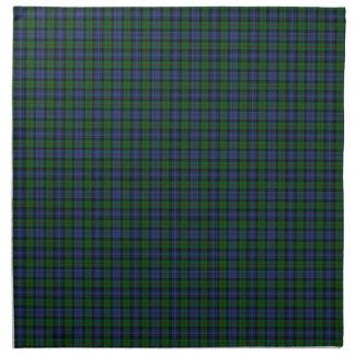 Clan Murray Tartan Cloth Napkin