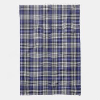 Clan Napier Tartan Tea Towel