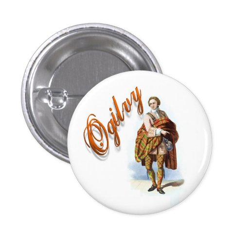 Clan Ogilvy Scottish Dream Button