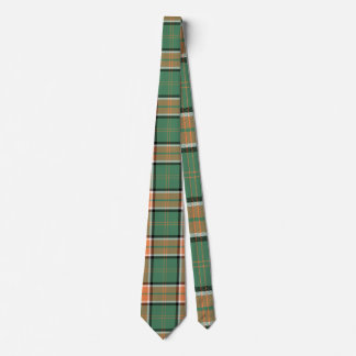 Clan Pollock Tartan Tie