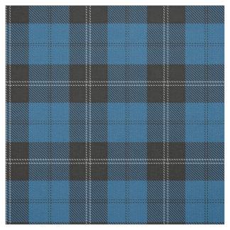 Clan Ramsay Ramsey Blue Hunting Tartan Fabric