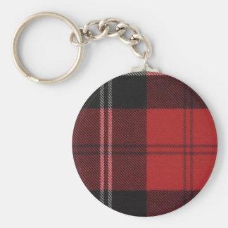 Clan Ramsay Tartan Key Chain