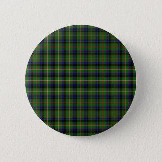 Clan Reid Tartan 6 Cm Round Badge