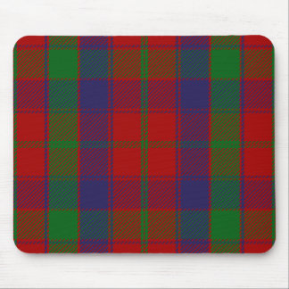 Clan Robertson Tartan Mouse Pad