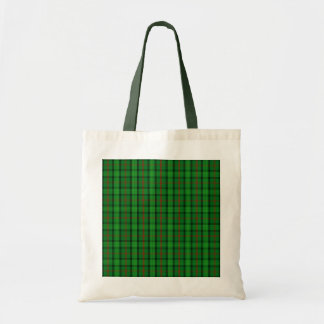 Clan Ross Tartan Budget Tote Bag