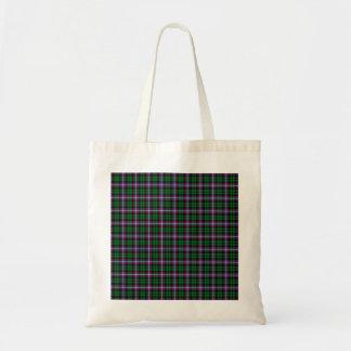 Clan Russell Tartan Tote Bags