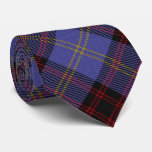 Clan Rutherford Classic Tartan Tie