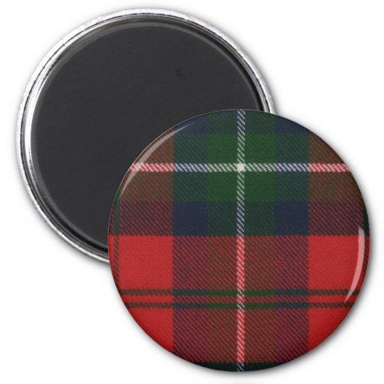 Clan Ruthven Tartan Magnet
