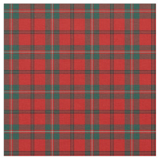 Clan Scott Tartan Fabric