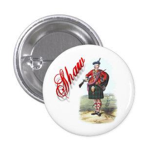 Clan Shaw Scottish Dream Button