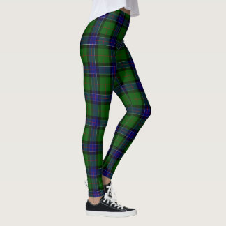 Clan Sinclair Tartan Leggings