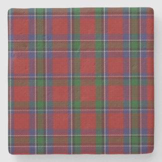 Clan Sinclair Tartan Plaid Stone Coaster