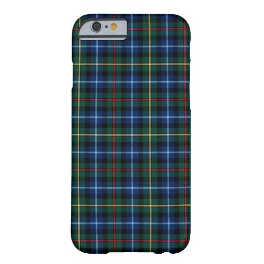 Clan Smith Royal Blue, Green and Black Tartan