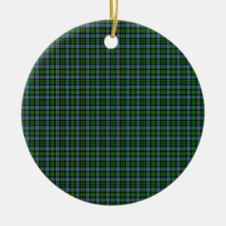 Clan Smith Tartan Christmas Ornament