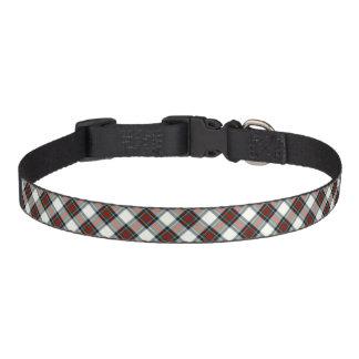 Clan Stewart Dress Tartan Pet Collar