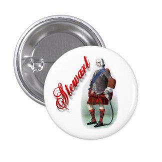 Clan Stewart Scottish Dream Button