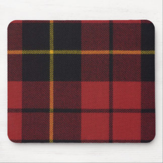 Clan Wallace Tartan Mouse Pad