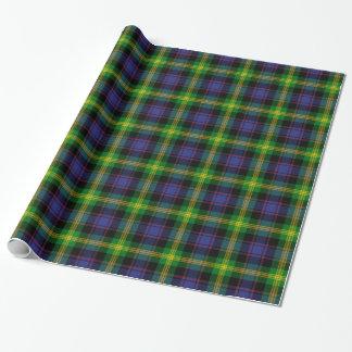 Clan Watson Tartan Wrapping Paper