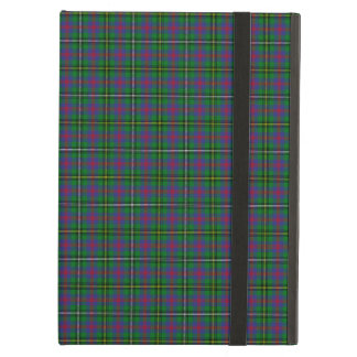 Clan Wood Tartan Cover For iPad Air