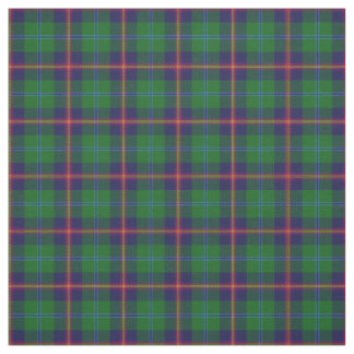 Clan Young Scottish Tartan Plaid Fabric