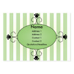 Clancey Fancy Pants Business Card