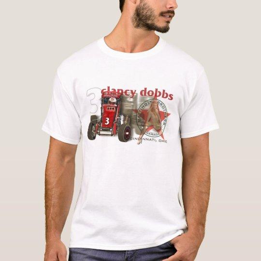 Clancy Dobbs #3 T-Shirt