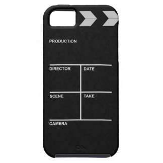 clapboard cinema iPhone 5 cases