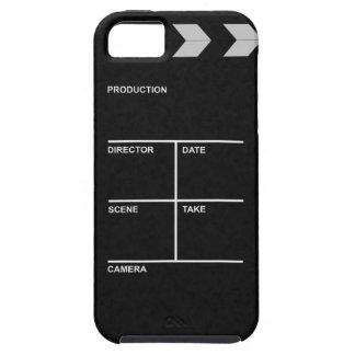clapboard cinema iPhone 5 cases