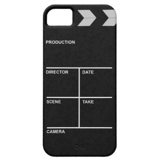 clapboard cinema iPhone 5 cover