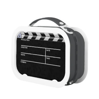 clapboard cinema lunch boxes