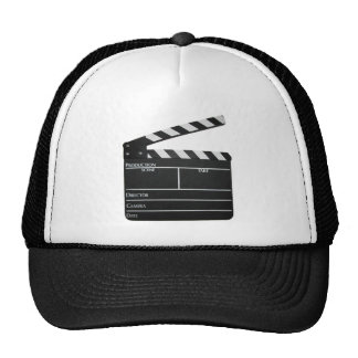 Clapboard Film Movie Slate Cap