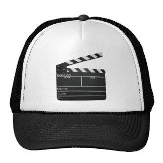 Clapboard Film Movie Slate Cap
