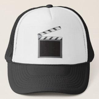 Clapboard Trucker Hat