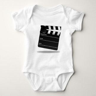 Clapperboard Baby Bodysuit