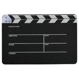 Clapperboard Cinema Floor Mat