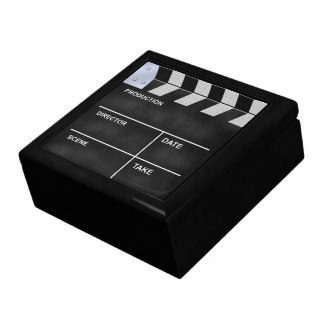 clapperboard cinema gift box