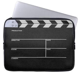 Clapperboard Cinema Laptop Computer Sleeve