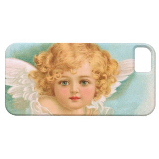 Clapsaddle: Charming Christmas Angel iPhone 5 Cases
